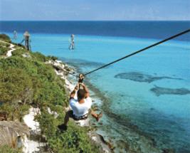 Turismo de aventura en Cancún, México