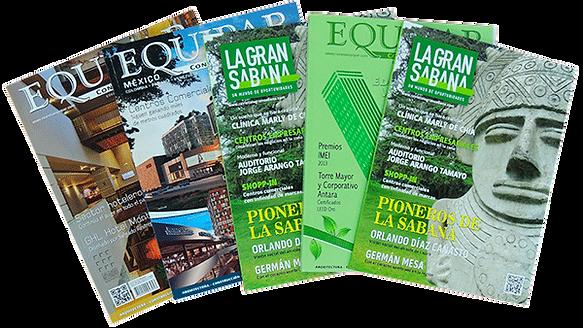 Revista La Gran Sabana Revista EQUIPAR Radar Grupo Editorial