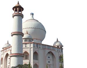 Parque Jaime Duque I Taj Mahal