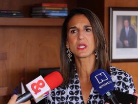 El paro decretado por FECODE es injustificado: Ministra Yaneth Giha