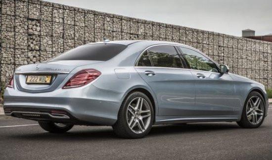 Mercedes Benz Clase S 2017