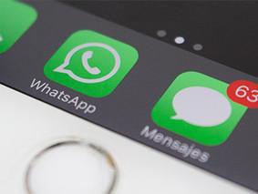 WhatsApp te dará dos minutos  para borrar mensajes enviados