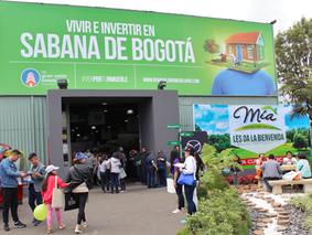 Pabellón Sabana de Bogotá reúne las constructoras más importantes de la región