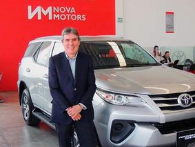 NovaMotors, Servicio de primera con respaldo TOYOTA