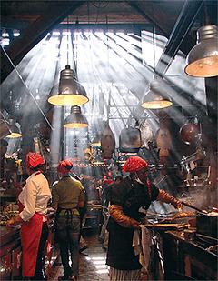 Restaurant Gastronomía Cundinamarca Colombia