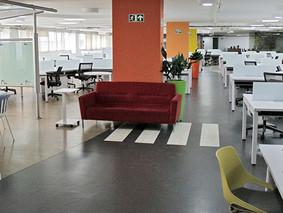 Nueva sede de OFFICE TO GO en el Centro Comercial Metrópolis.
