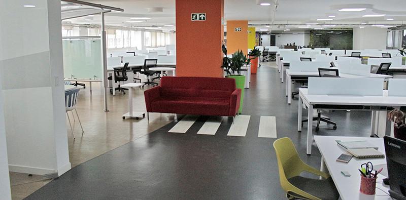 Coworking en Centro Comercial Metrópolis de Bogotá