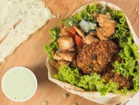 Shawarma Chaco, recomendación del día por el Chef Alexander