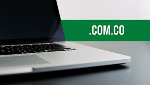 Dominio colombiano .com.co