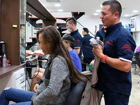Almarios  Un nombre hecho a pulso en el campo de la peluquería
