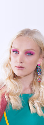 Pretty Pink Eyes