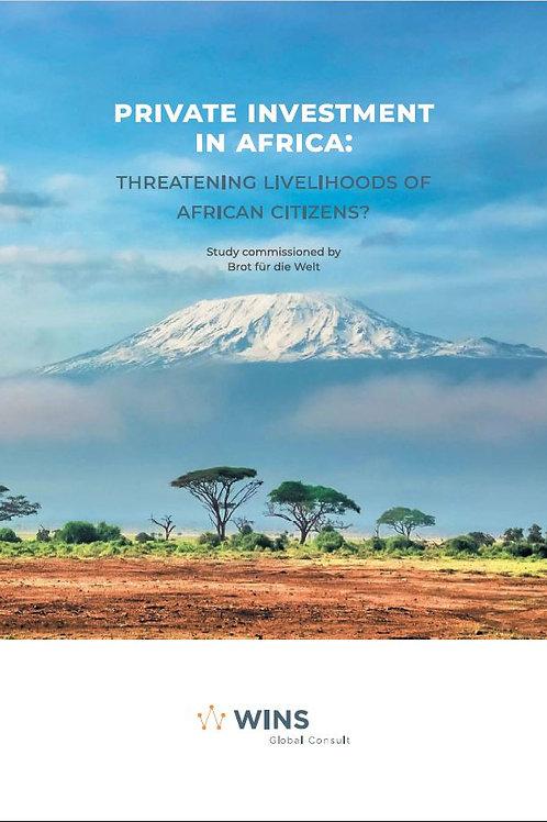 Digital Copy: Private Investment in Africa