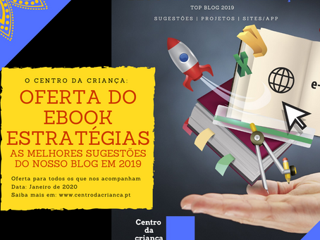 Oferta do 1º Ebook do blog Centro da Criança