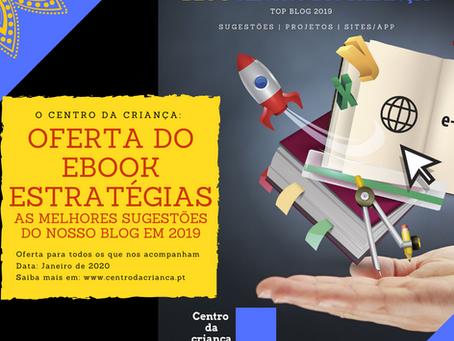 Oferta do 1º Ebook do blog Centro da Criança