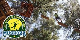 Muskoka Zip Lines & Aerial Park