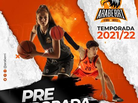 ARRANCAMOS LA TEMPORADA 2021/2022
