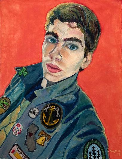 Portrait of Dan 2017