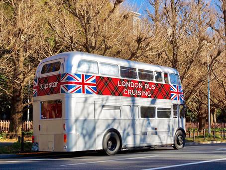 ロンドンバスナイトクルージング協賛スポンサー募集中!