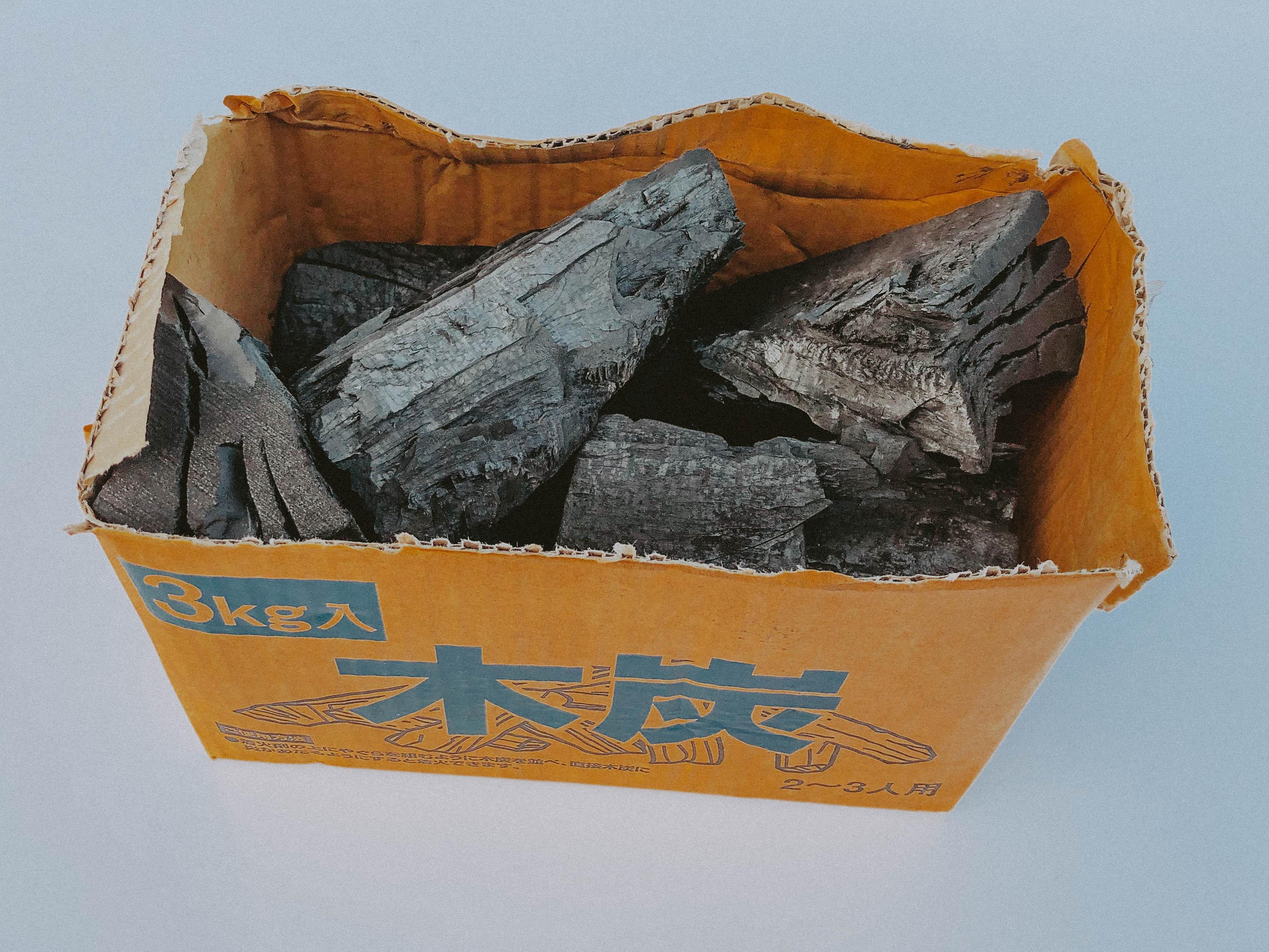 炭(3KG)