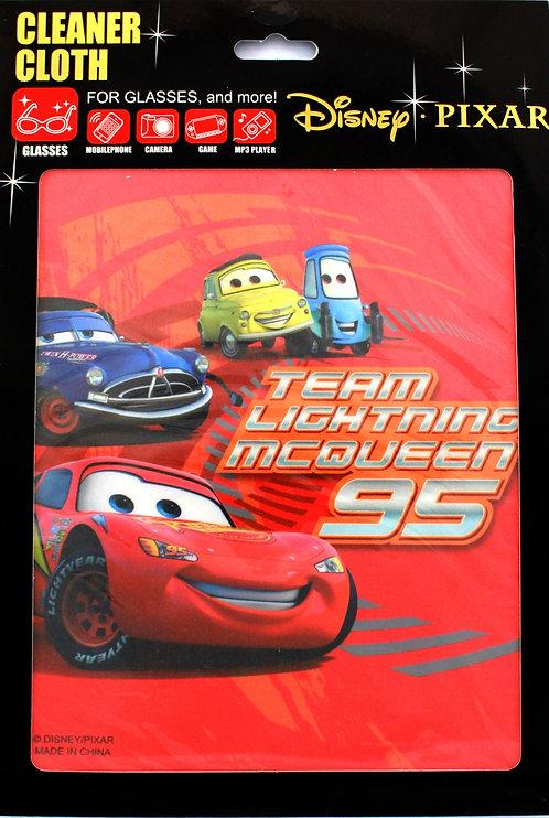 《汽車總動員》閃電麥坤與他的夥伴們-螢幕試鏡布