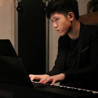 鋼琴 葉政廷 Tim Cheng-Ting YEH