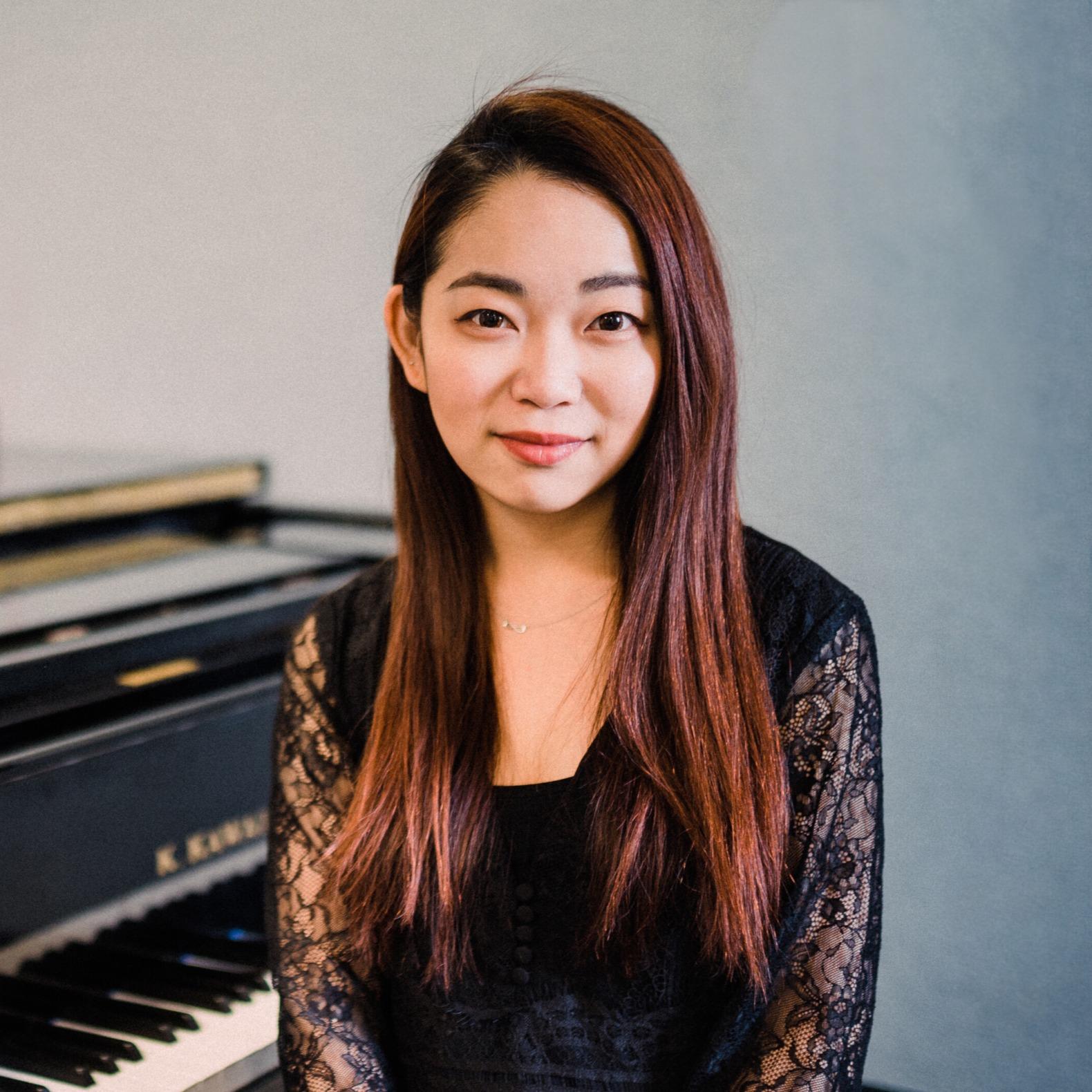 鋼琴|陳禹如 Yu-Ju CHEN