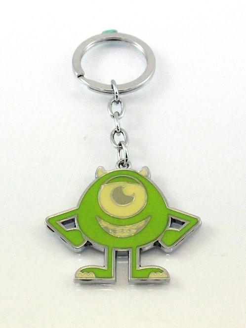 《怪獸電力公司》大眼怪 造型鑰匙圈