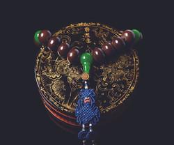 金剛菩提翡翠念珠