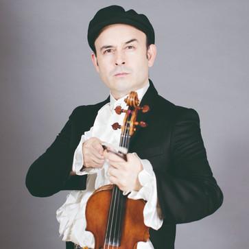 小提琴、作曲|阿雷格西.伊古德斯曼 Aleksey Igudesman