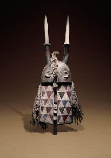 鐵匠頭罩面具Sacred Helmet Mask
