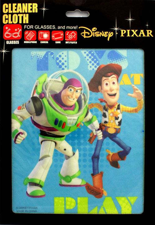 《玩具總動員》巴斯光年與胡迪-螢幕試鏡布