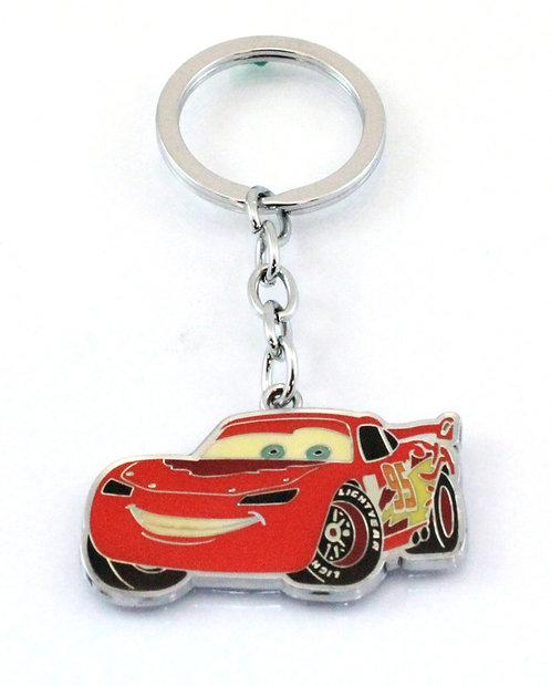 《汽車總動員》閃電麥坤 造型鑰匙圈