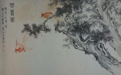 陳儁甫 吳詠香 花鳥