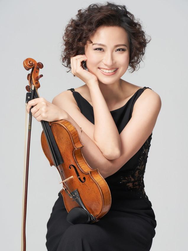 小提琴 張景婷 Ching-Ting CHANG
