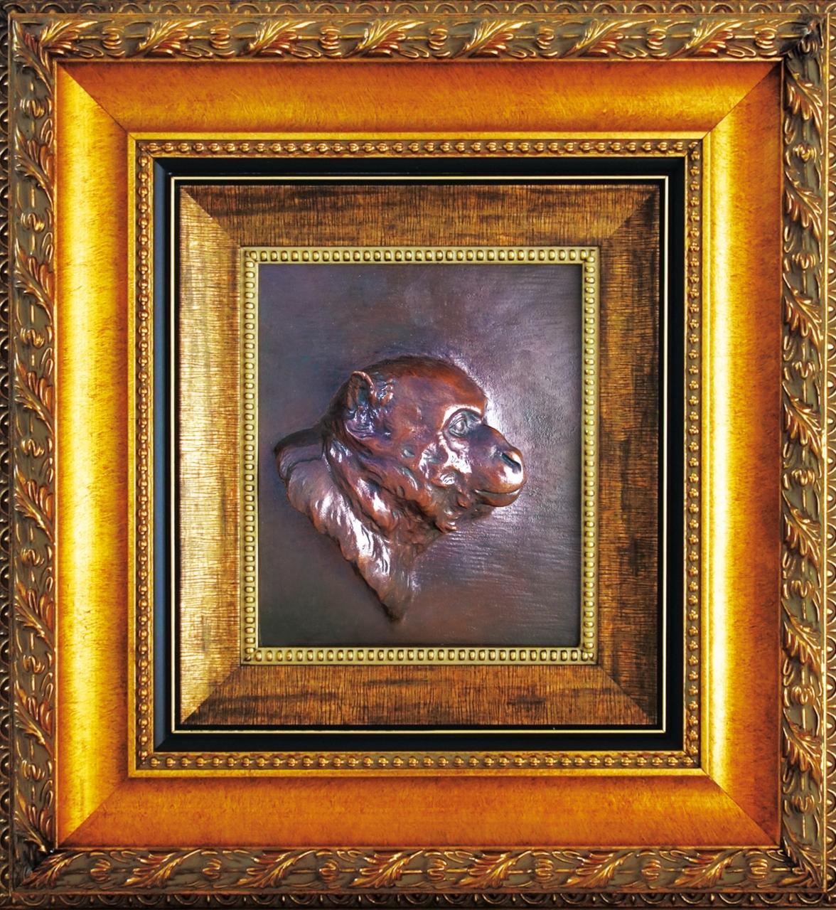 黃土水 猿猴