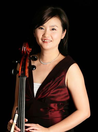 大提琴|劉姝嫥 Chu-Chuan LIU