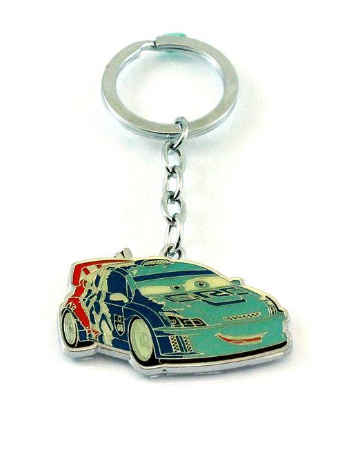 《汽車總動員》閃電麥坤GRC型-造型鑰匙圈