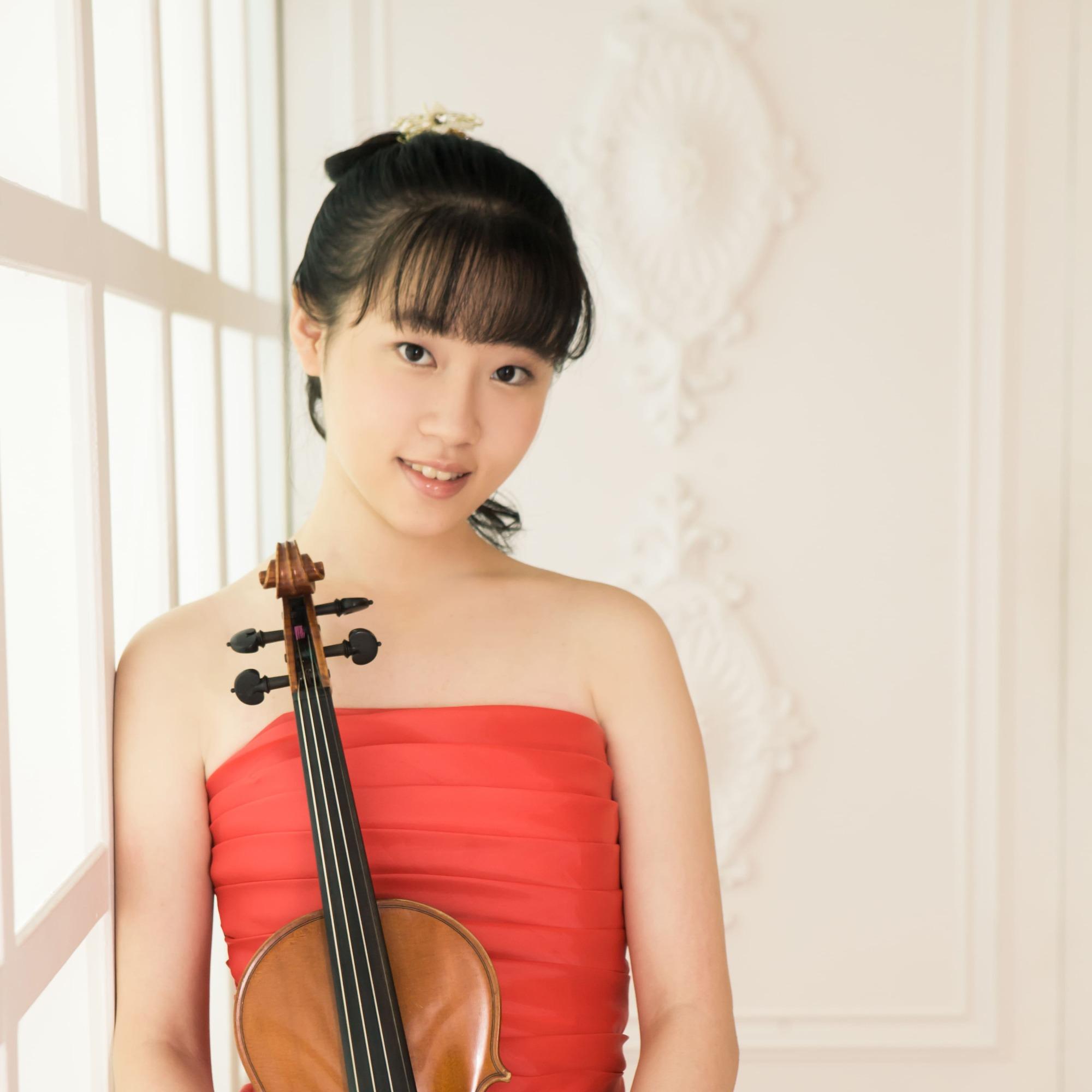 小提琴|張紫媫 Jenna CHANG