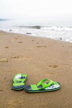 Une belle journée à la plage
