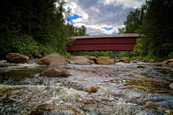 pont couvert - Charlevoix