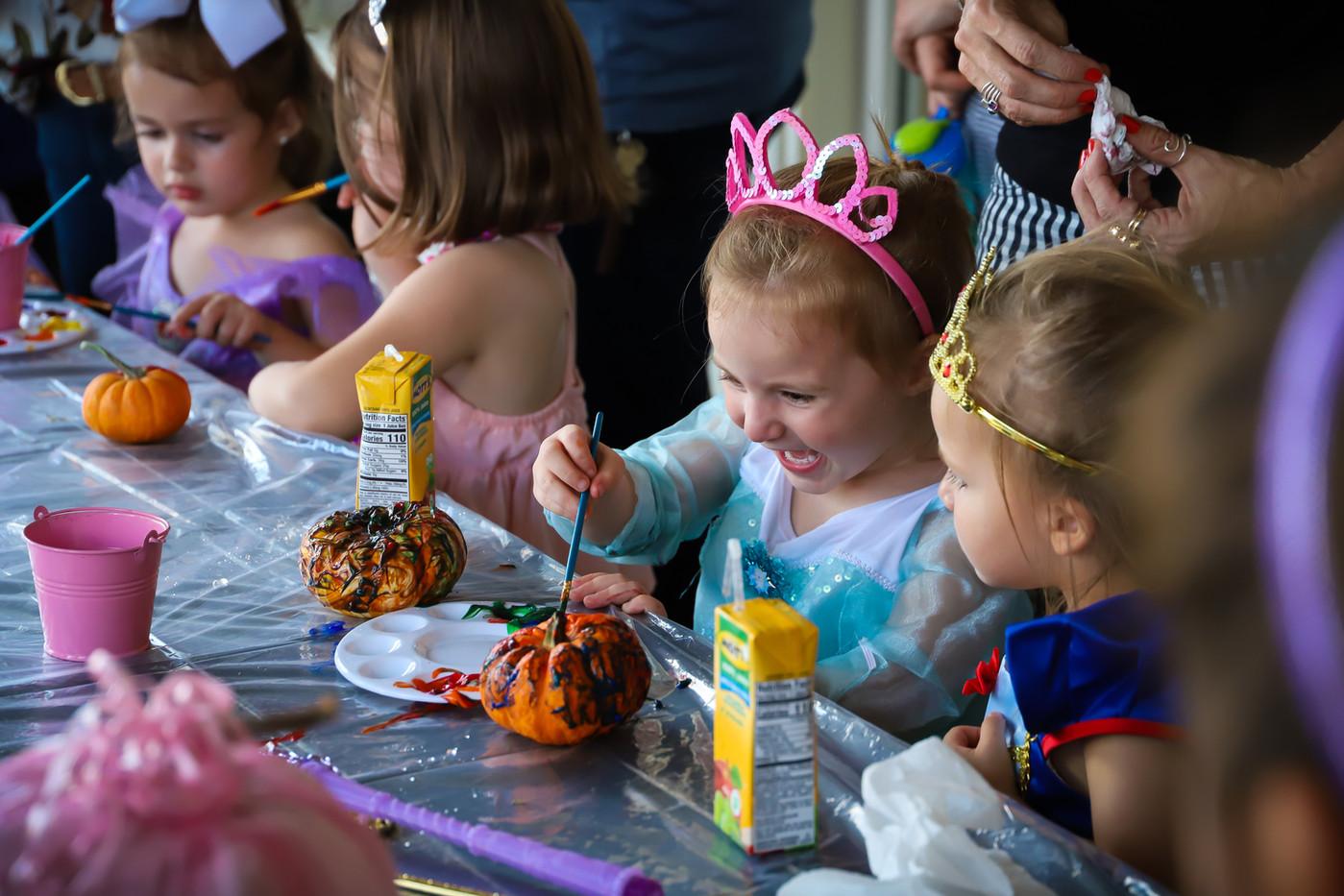 """""""Princesses & Pumpkins"""""""