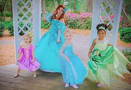 Princess Party Charleston