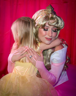 """Enchanting Princess Storytime"""