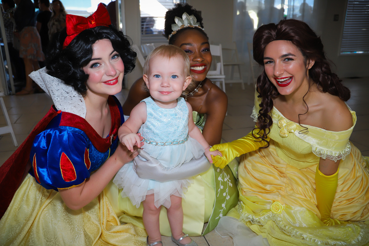 """Princesses and Pumpkins"""