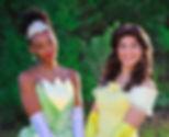 Curiouser Entertainment Princess Party Charleston SC