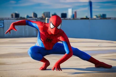 Superhero Party Charleston SC