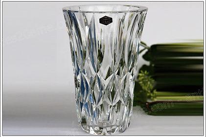 Vases en cristal de Saint Louis