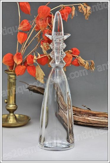 Carafe en cristal de Baccarat modèle service Vega, Baccarat Vega crystal Roemer glass