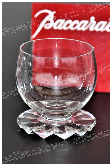 Baccarat Verre à porto Art Déco - Porto wine glass