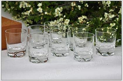 Service cristal Daum Blanzey